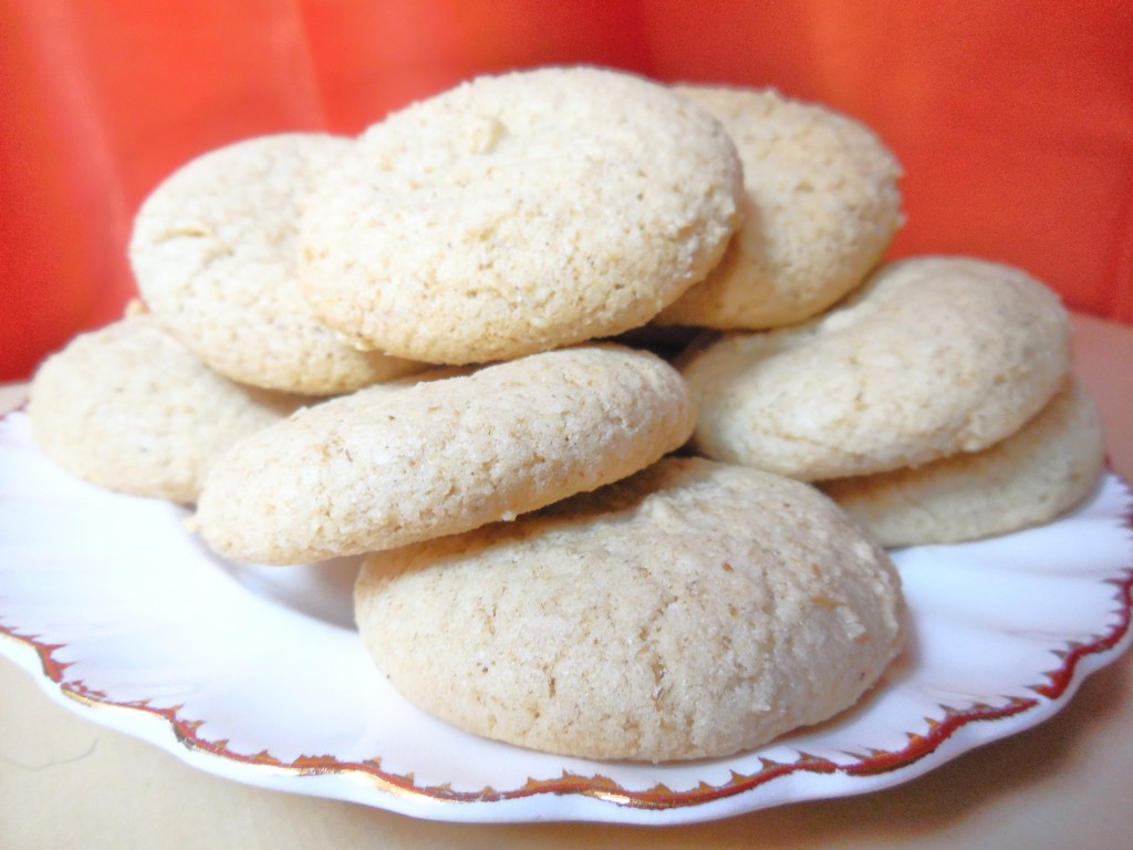 Gluten-free cookies that are delicious and airy!